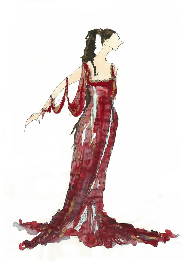 tim heywood costume design